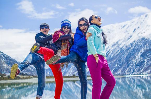 林芝、巴松措、波密、米堆冰川、然乌湖纯玩4日游【摄影之旅】