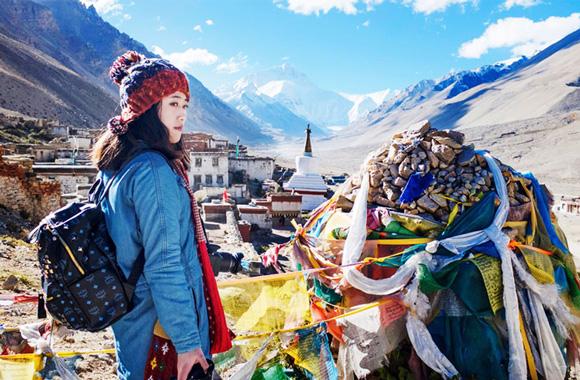 珠峰+纳木措看星空+卡若拉冰川+普莫雍错+羊湖环线5日游