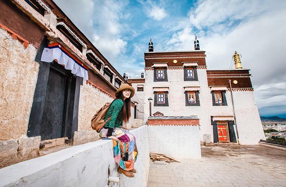 【后藏之旅】日喀则+羊湖+扎什伦布寺2日游