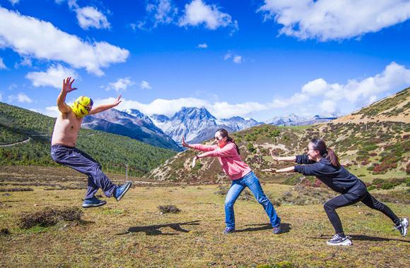 【玩聚】四姑娘山、稻城亚丁、川藏南线10日深度游